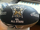 RUGBY LEAGUE STEEDEN INDIGENOUS ALL STARS MIDI BALL HARVEY NORMAN B/NEW
