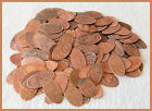 100 ELONGATED PRESSED PENNIES, CENTS / ZOO'S, AMUSEMENT PARKS, PLACES, MUCH MORE