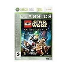LEGO Star Wars: The Complete Saga (Microsoft Xbox 360, 2007)