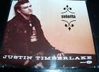 Justin Timberlake Senorita Australian 4 Track Enhanced CD Single