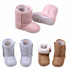 Winter Schneeschuhe Baby SHOES  Veloursleder Gr. 12 13 14 Stiefel Warm