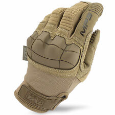 Mechanix M-Pact 3 Knuckle Protection Military Tactical Airsoft Gloves Coyote Tan