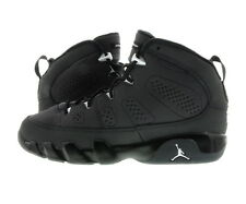 "Youth (PS) Air Jordan 9 Retro ""Anthracite"" Black/White 401811-013"