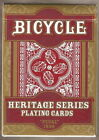 Carte da gioco BICYCLE HERITAGE PEDAL,poker size