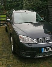 Ford Mondeo ST TDCI Estate 2.2 2007, Black