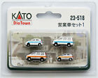 Kato 23-518 Working (Business) Car Set 1 (N scale)