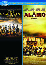 The Magnificent Seven & The Alamo - Double Feature two - DVD Set