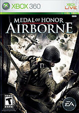 MEDAL OF HONOR AIRBORNE --- XBOX 360 Disc Only