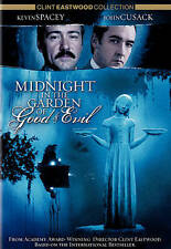 Midnight in the Garden of Good and Evil (DVD, 2010) John Cusack,Kevin Spacey NEW