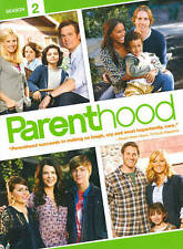 Brand NEW! Parenthood: Season 2 (DVD, 2011, 5-Disc Set) FREE Shipping!
