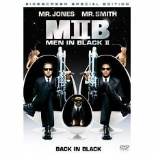 Men in Black II (DVD, 2002, 2-Disc Set, Special Edition; Widescreen) New Sealed