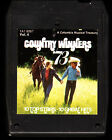 COUNTRY WINNERS '73 8-TRACK TAPE