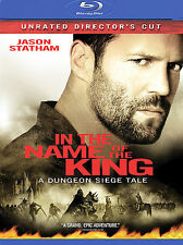 NEW In the Name of the King: A Dungeon Siege Tale (Blu-ray Disc, 2008, Director'