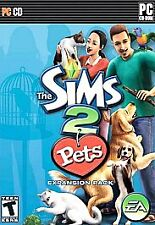 The Sims 2 for PC: Pets Expansion pack