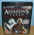 PS3 Assassin's Creed: Revelations -- Special Edition Mint Condition