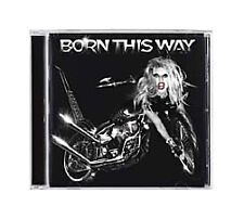 CD ALBUM - Lady Gaga - Born This Way (2011)