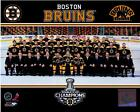 Boston Bruins 2011 Stanley Cup Champions Team 8x10 Color Photo NHL
