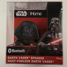 New listing Star Wars iHome Darth Vader Speaker with Bluetooth
