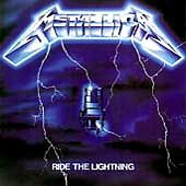 Ride the Lightning by Metallica (CD, Jul-1987, Elektra (Label))
