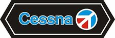 Cessna Yoke Aircraft Decal/Sticker 5.4''wide x 1.8''high!