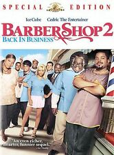 Barbershop 2: Back in Business (Special Edition DVD, 2004) Brand New & Sealed!!!