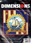 DIMENSIONS NEEDLEPOINT / TAPESTRY KIT SEAFARING VESSEL