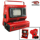 Camping Emergency Butane Heater Double Coherent Heat Source Survival Tools NEW