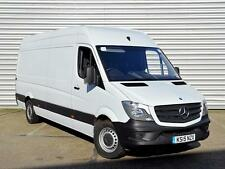 2015 Mercedes-Benz Sprinter 313 CDI LWB Diesel white Manual
