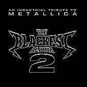 Blackest Album, Vol. 2: An Industrial Tribute to Metallica by Various Artists CD