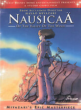 Nausicaa: Of the Valley of the Wind  (2 DVD, 2005)  Disney Animated  w/Slipcover
