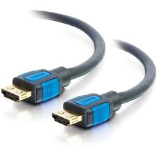 C2G 6Ft High Speed Hdmi Cable With Gripping Connectors - Hdmi For Audio/Video De