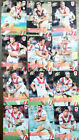 2008 NRL Select Champions ST GEORGE DRAGONS COMMON TEAM SET 12 CARDS