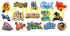 HO Scale Custom Graffiti Decals #13 - Weather Your Box Cars, Hoppers, & Gondolas