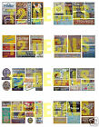 N Scale Ghost Sign Decals MEGA SHEET #2 - Weather Your Buildings & Structures!