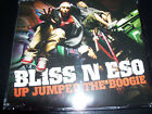 Bliss N Eso Up Jumped The Boogie Rare Australian CD Single + Limited Stickers
