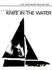 Knife In The Water (2x DVD 2003 Special Edition) Criterion Roman Polanski