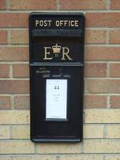 royal mail letter post office box wall house plaque