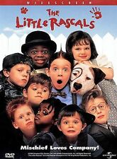The Little Rascals (DVD, 1999) Bug Hall, Travis Tedford Used