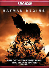 Batman Begins (HD DVD, 2006)
