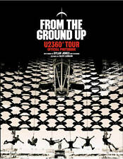 From The Ground Up: U2 360- Tour Official Photobook by Dylan Jones (Hardback,...