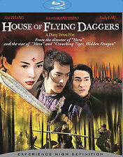 House of Flying Daggers (Blu-ray Disc, 2006) Used