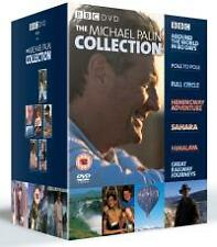 THE MICHAEL PALIN COLLECTION - BBC - 35 HOURS, 16 DISCS - NEW & SEALED R2 DVD's