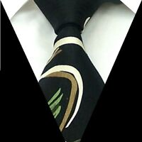 Colorful Neck ties Men Tie 100% Silk Wedding Groom Party Necktie Handmade YH221