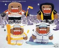 Domokun Snow Plush ($18.90 per plush) - New Japanese Import