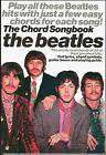 Chord Song Book The Beatles Easy Learn Guitar Sheet Music Book - New