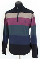 Paul & Shark YACHTING Pullover Sweater Gr. L Supermelange Cool Touch Light New