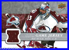 2008-09 Upper Deck Series 2 Patrick Roy Game Jersey SP Very Rare !