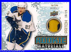 2010-11 Upper Deck Ian Cole Rookie Materials Patch /25