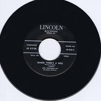 CARL TRANTHAM - WHERE THERE'S A WILL (There's A Way) - FANTASTIC ROCKABILLY BOP
