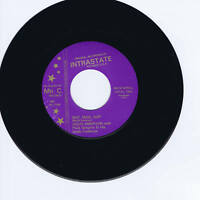 DOUG AMERSON - BOP MAN BOP / THAT OLD CLOCK - WILD ROCKIN' HILLBILLY BOP - REPRO